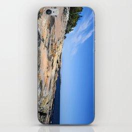 The Schoodic View of Maine iPhone Skin