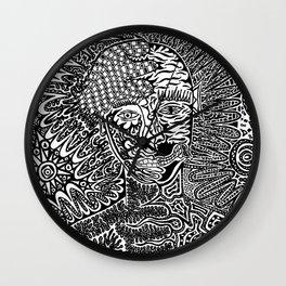 Heath Ledger-esque Wall Clock