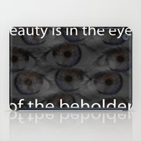 swag iPad Cases featuring Eyes [SWAG] by SWAG!