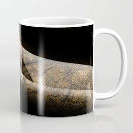 Wooden Girl Coffee Mug