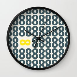All finite - You infinite Wall Clock