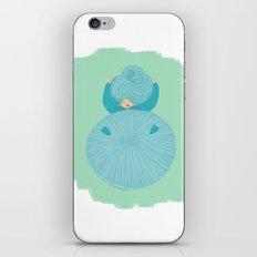 Jolly Lady iPhone & iPod Skin