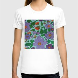 Liberty flowers T-shirt