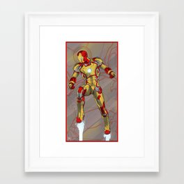 Mark XLVII  Framed Art Print