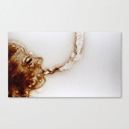 Strange Breath Canvas Print