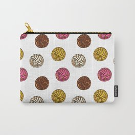 Pan Dulce (white bg) Carry-All Pouch