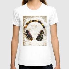 Headphone Rock T-shirt