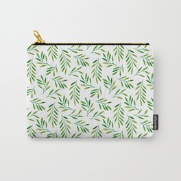 Willow -Green Carry-All Pouch
