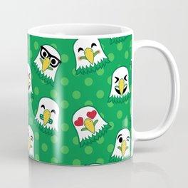 Eagles Emojis Coffee Mug