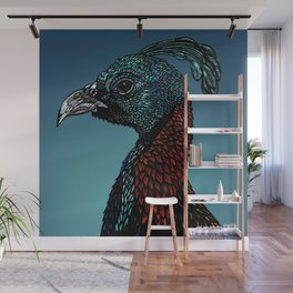 Exotic Birds - Himalayan Monal Wall Mural