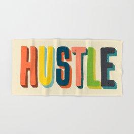 Hustle Hand & Bath Towel