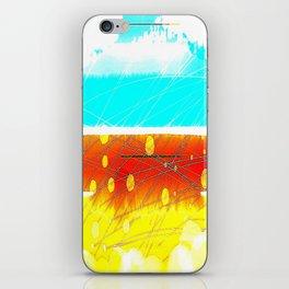 Paradise Beach iPhone Skin