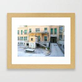 SC - Forsaken Framed Art Print