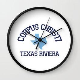 Corpus Christi. Wall Clock