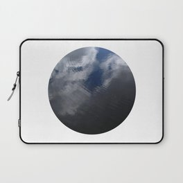 Planetary Bodies - Cloud Ripple Laptop Sleeve