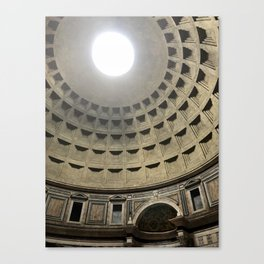 The Oculus Canvas Print