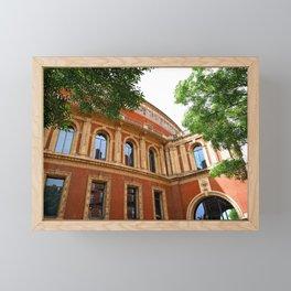 The Royal Albert Hall Framed Mini Art Print