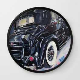 Packard Wall Clock