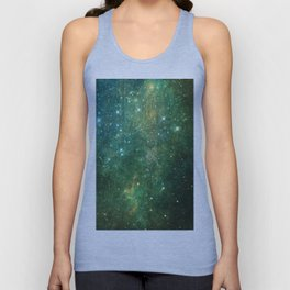 Desert Night Sky Unisex Tank Top