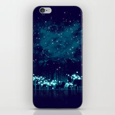 Cosmic Safari iPhone Skin