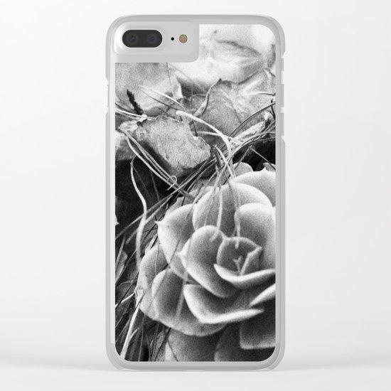 succulents soul Clear iPhone Case