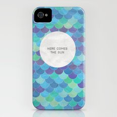 here comes the sun iPhone (4, 4s) Slim Case