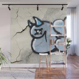 Crumbling Wall Mural