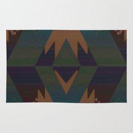 Southwest Tribal Design Rug