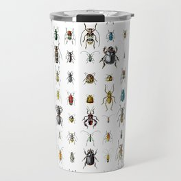 Beetlemania / Get your entomology on! Travel Mug
