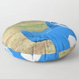 Football Dummy Floor Pillow