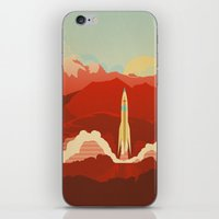uncharted iPhone & iPod Skins featuring The Uncharted by Danny Haas