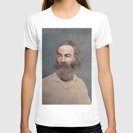 Walt Whitman, Literary Legend T-shirt