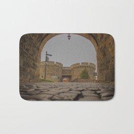 Kalemegdan fortress #1 Bath Mat