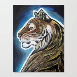 The Tigress  Canvas Print