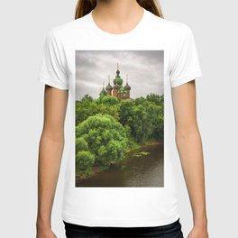 St. John the Baptist Church in Yaroslavl T-shirt