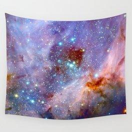 Space nebula Wall Tapestry