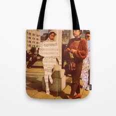 Im lost without you Tote Bag