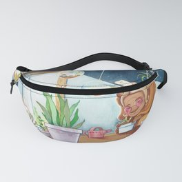 Musky Indoor Garden Fanny Pack