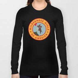 Wilderness Girls of America Long Sleeve T-shirt