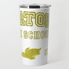 Iwatobi - Penguin Travel Mug