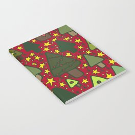 Small Trees Notebook
