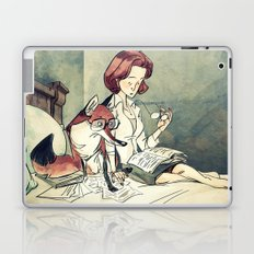 The F. o. x-Files  Laptop & iPad Skin