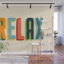 Relax Wall Mural