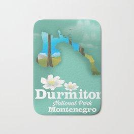 Montenegro, Durmitor national park Bath Mat