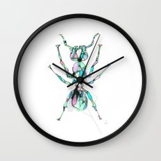 Ant Wall Clock