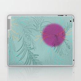 purple sun Laptop & iPad Skin