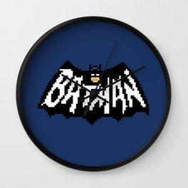 Bat66 Wall Clock