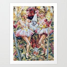 La Joie De Vivre Art Print