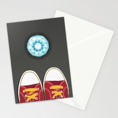 Casual Friday at Stark Industries Stationery Cards