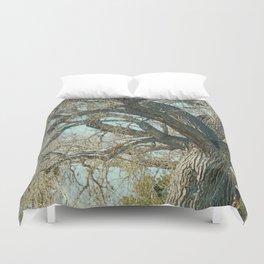 Leafless Bower Duvet Cover